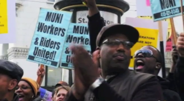 Muni-Workers-Riders-United-rally-w-bus-drivers, Free Muni for Youth proposal returns for a vote before the MTA Board, Local News & Views