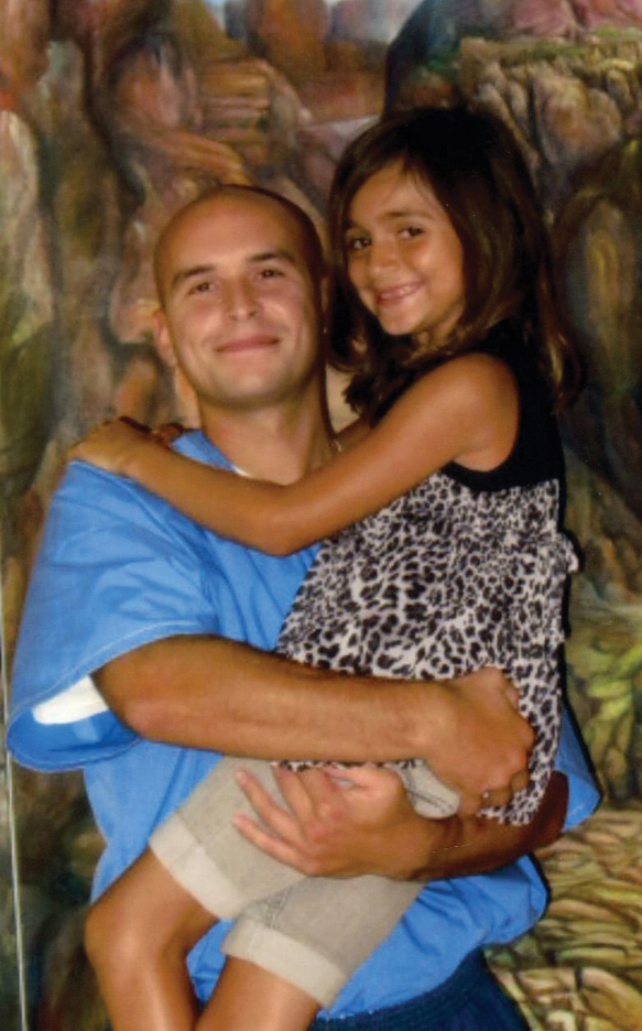 Robbie-Riva-daughter2, My husband, my hero: The story of a prisoner labeled 'worst of the worst', Behind Enemy Lines