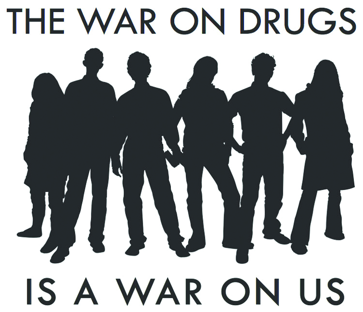 The war on drugs is a war on people