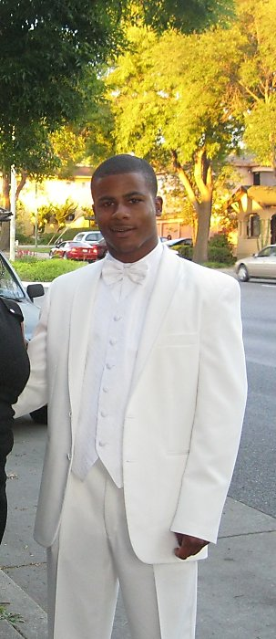 Alan-Blueford-in-tux, Protesting police murder of Alan Blueford and war on Afrikans, Local News & Views