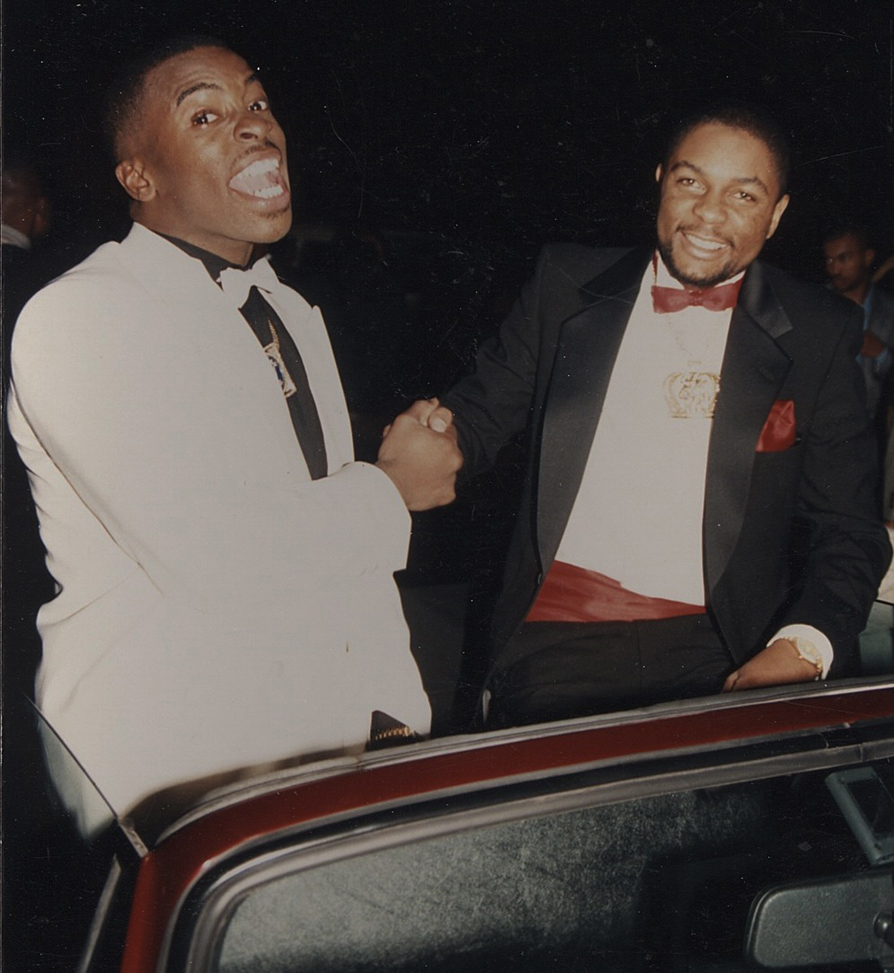 Darryl-Reed-Lil-D-James-Beasley-Jr.-at-Darryls-20th-birthday-party1, James Beasley: Ex-drug kingpin determined to gain redemption, Culture Currents