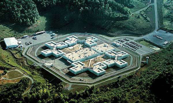 Red-Onion-State-Prison-Wise-County-Va, Prisoners at Virginia's Red Onion State Prison on hunger strike, Behind Enemy Lines