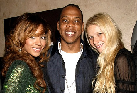 Beyoncé-Knowles-Jay-Z-Gwyneth-Paltrow-celebrate-Paltrow's-39th-bday-092611-NYC, Cynthia McKinney: The 'N' word, from the Champs Elysée to Avenue of the Americas, National News & Views