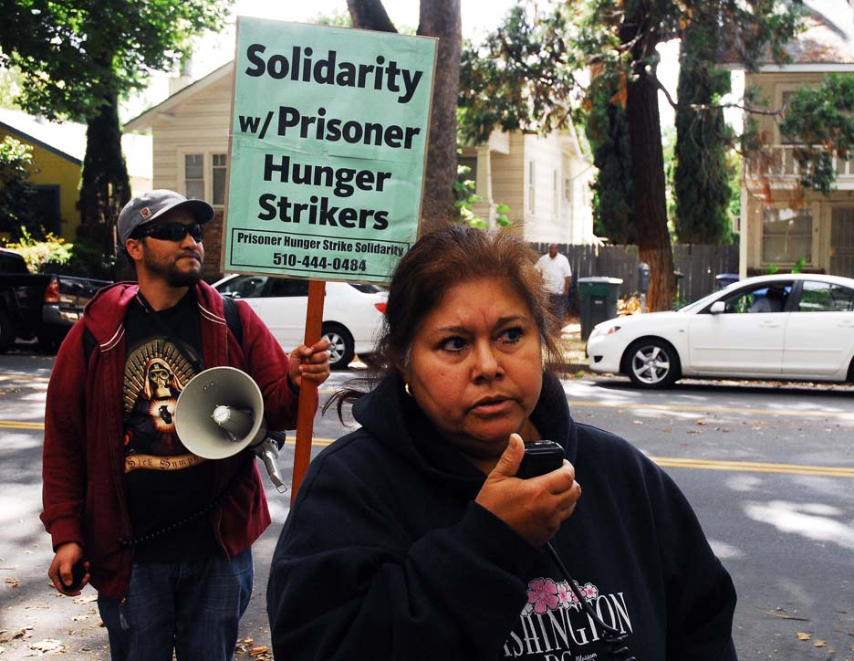 30,000 California Prisoner Hunger Strike (Videos)