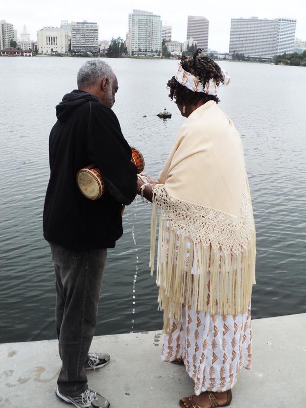 Libations-for-the-Ancestors-Lake-Merritt-061111-4-by-Wanda, Wanda's Picks for June 2012, Culture Currents