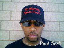 Paul-Scott-2009, Fear of an intelligent Black man: Does Hip Hop hate the educated rapper?, Culture Currents