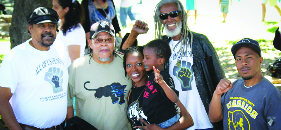 All-of-Us-or-None-members-Arthur-Lee-Sundiata-Tate-Elder-Freeman-plus-Laren-Reese-JR-at-MX-Jazz-Fest-051912-by-Block-Rpt, Black August, a month for reflection, struggle, sacrifice and resistance, Behind Enemy Lines