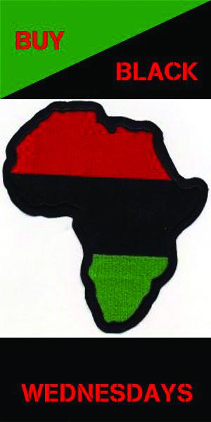 Buy-Black-Wednesdays, Buy Black Wednesdays: Replace Black on Black crime with Black on Black love, Culture Currents