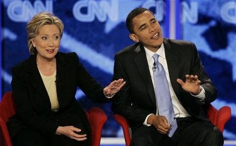 CNN-interviews-Sens.-Clinton-Obama, U.S. cuts aid to Rwanda for destabilizing Congo, World News & Views