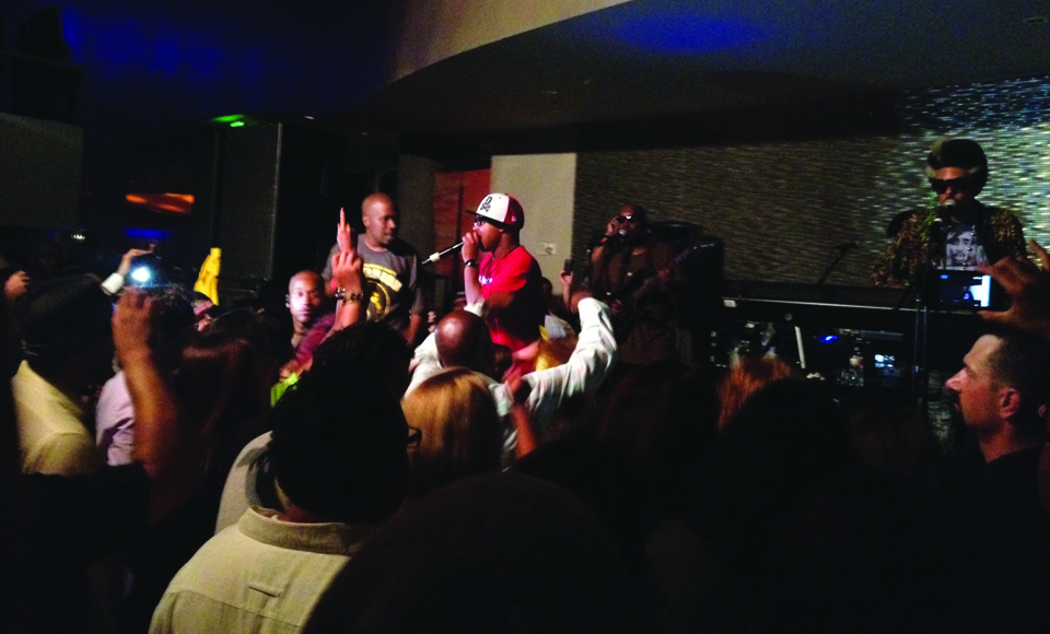JR-Money-B-Shock-G-Digital-Underground-Tupac-bday-concert-SF-Yoshis-061612-by-BRR, The Panther party for Tupac's birthday, Culture Currents