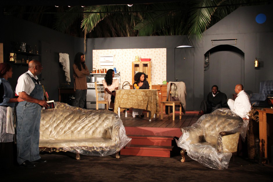 Lower-Bottoms-Playaz-rehearsal-August-Wilsons-Joe-Turners-Come-and-Gone-Sis.-Thea-Bowman-Mem.-Theater-100311-by-SF-Chron, 'Ma Rainey's Black Bottom,' directed by Ayodele 'Wordslanger' Nzinga, is coming to West Oakland on July 13, Culture Currents
