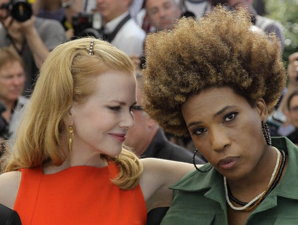 Nicole-Kidman-Macy-Gray-on-Cannes-red-carpet-2012, Celebrating great films and filmmakers from Cannes to San Francisco, Culture Currents