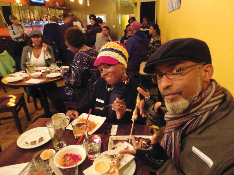 Olufe-Restaurant-Bar, Buy Black Wednesdays: Replace Black on Black crime with Black on Black love, Culture Currents