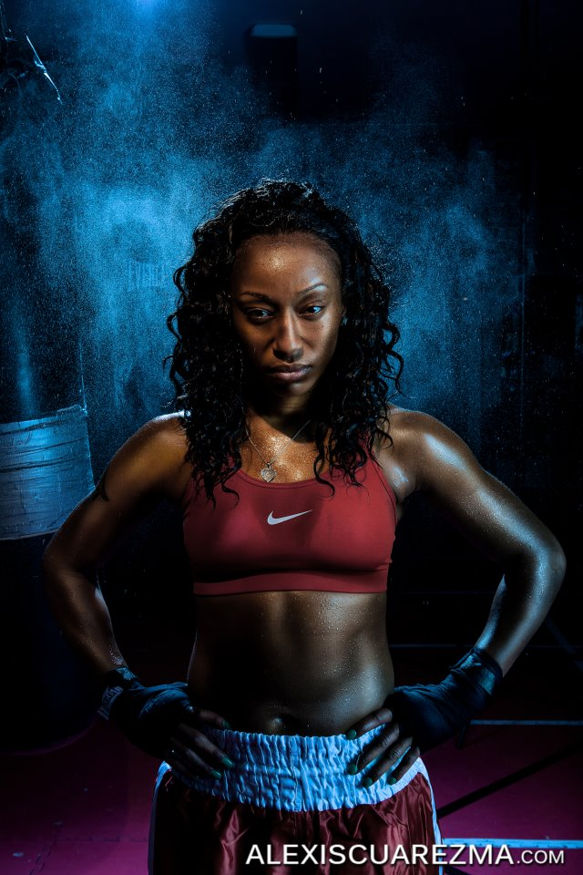 Raquel-Miller-in-boxers, Beautiful and deadly: an interview with Frisco boxer Raquel Miller, Culture Currents