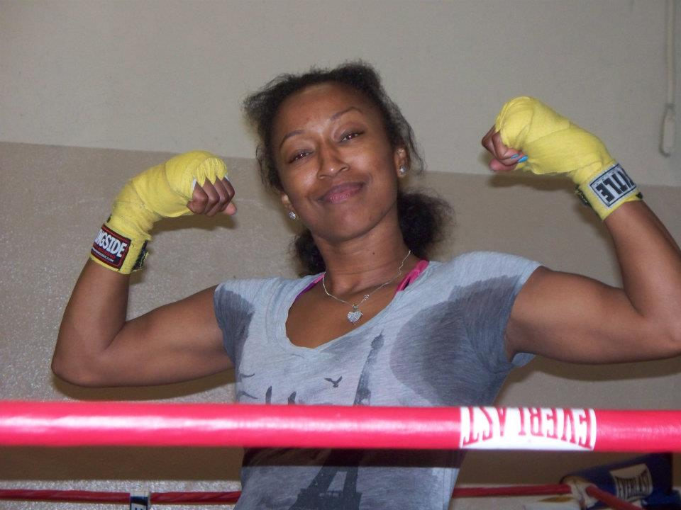 Raquel-Miller-smiling, Beautiful and deadly: an interview with Frisco boxer Raquel Miller, Culture Currents