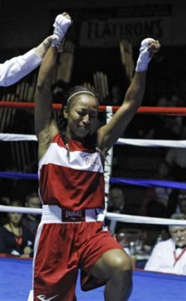 Raquel-Miller-winner, Beautiful and deadly: an interview with Frisco boxer Raquel Miller, Culture Currents