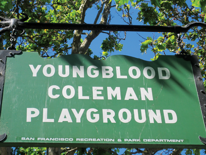 Youngblood_Coleman_Playground_web, Bayview residents, organizations to restore Youngblood Coleman Park, Local News & Views