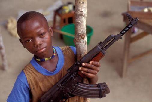 child-soldier1, U.S. cuts aid to Rwanda for destabilizing Congo, World News & Views