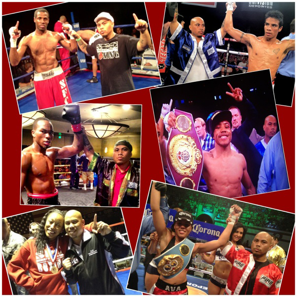 Ben-Batista-w-his-champs, Knock 'em out the box: an interview wit' trainer Ben Bautista of SFC Boxing Club, Culture Currents