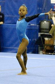 Gabby-Douglas-child-gymnast-since-age-6, The power of Gabby Douglas, Culture Currents