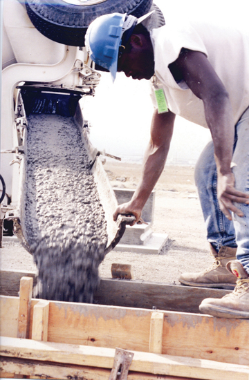 Liberty-Builders-pouring-concrete-SFO-seawalls-by-David-Alston-Mahogany-Archives-web, Should local schools be built by local folks? SF School Board considers local hiring, contracting Monday, Local News & Views