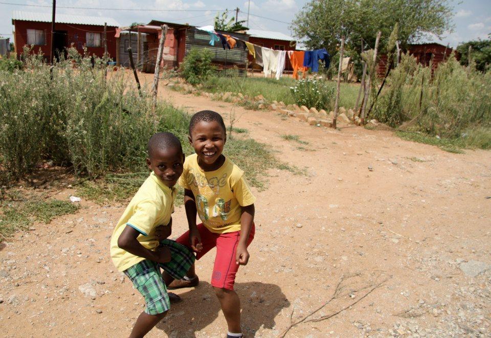Marikana-mine-workers-children-shanties-by-David-Van-Wyk, Marikana mine workers massacred by South African police, World News & Views