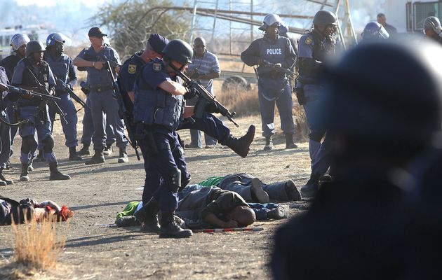 Marikana-mine-workers-massacre-aftermath-081612-by-Alon-Skuy-The-Times-of-Johannesburg, The Marikana mine workers massacre: a massive escalation in the war on the poor, World News & Views