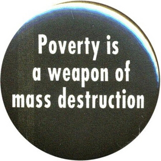 essay on poverty is the cause of all social evils