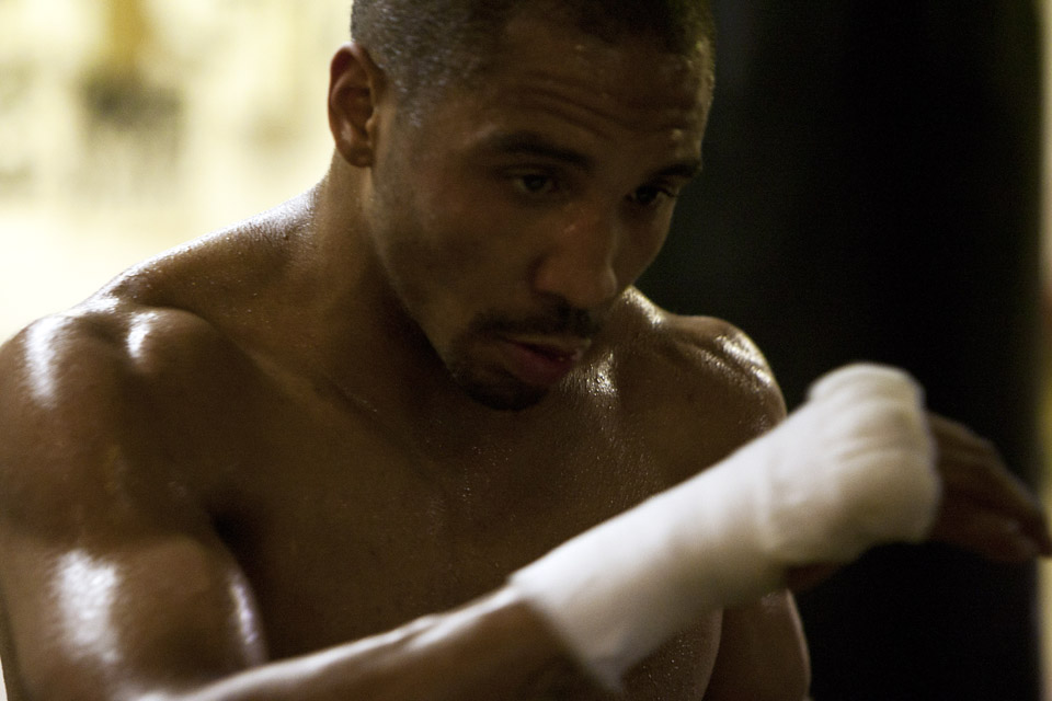 Andre-Ward-press-workout-082112-by-Malaika, Ward fever, Culture Currents