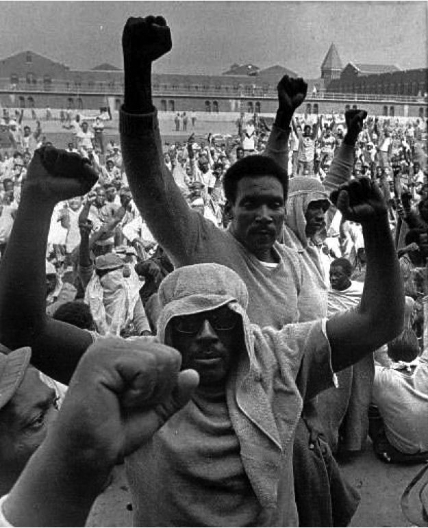 Attica_rebellion_0971, U.S. prisons packed with political prisoners, National News & Views