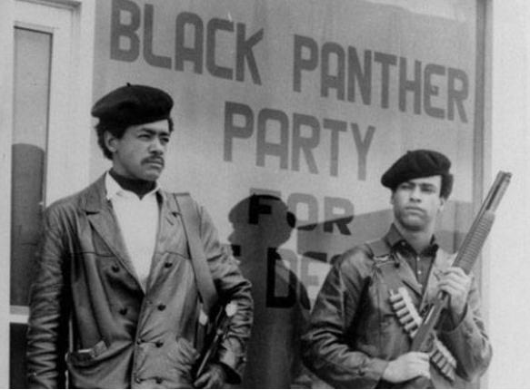 Bobby Seale And Huey Newton Disarm the Negros: The...