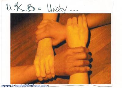 Unity_posted_by_William_E._Brown_Jr, Revenge vs. a Kage Brother's tolerance, Behind Enemy Lines