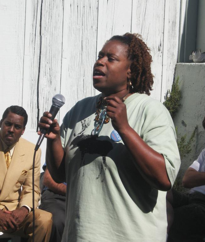 Cynthia_McKinney_Min._Chris_100607_by_John_Morton, Cynthia McKinney on leadership, National News & Views