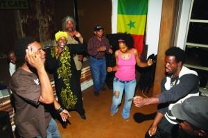 Cynthia_McKinney_Triumph_Tour-_Cynthia_on_mic_others_dancing_at_Black_Dot_082109_by_Kamau1-300x199, Cynthia McKinney on leadership, National News & Views