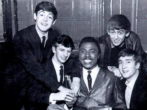 Little_Richard_w_Beatles_who_refused_to_perform_to_segregated_audience_Cow_Palace_1965, Welcome to segregated California, Local News & Views