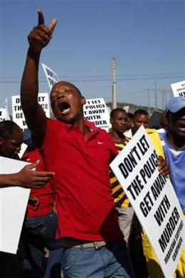 Marikana_miners_rally_as_retired_Judge_Iam_Farlam_tours_killing_field_opens_Marikana_massacre_inquiry_100112_by_Mike_Hutchings_Reuters1, South Africa's strikes are growing and spreading, World News & Views