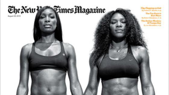 Straightened_hair_natural_hair_on_New_York_Times_Magazine_cover, Good hair and fair skin vs. Gabby Douglas, Michelle Obama and Essence Magazine, Culture Currents