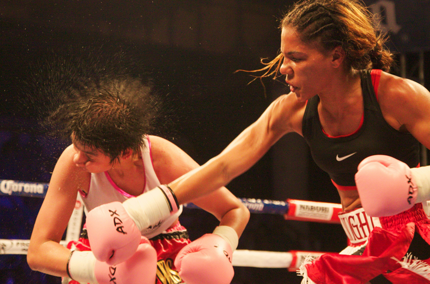 Ava-Knight-vs.-Tor-Buamas, Women boxers rise worldwide: an interview wit' flyweight champion Ava Knight, Culture Currents
