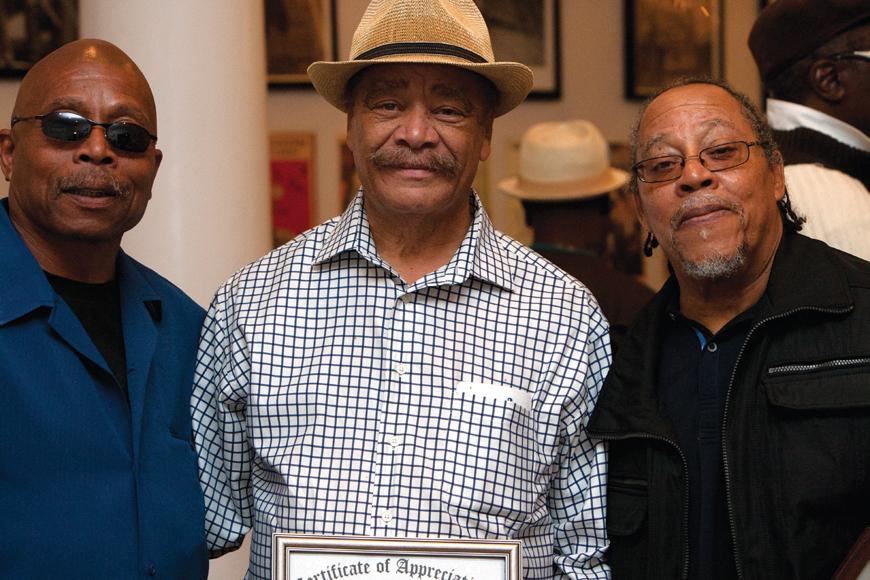Black-Panther-Party-46th-Anniversary-Steve-McCutchen-Walter-Riley-Sundiata-Tate-at-Oscar-Grant-Plaza-101312-by-Malaika, In celebration of true revolutionaries, Local News & Views