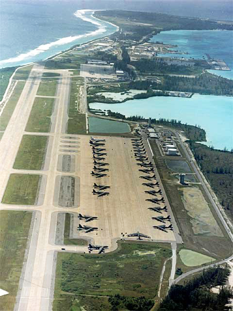 Diego-Garcia-US-naval-air-base, Obama in Africa: Mauritius, the Chagos Archipelago and the Indian Ocean, World News & Views