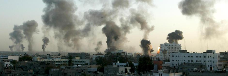 Gaza-new-Israeli-assault-111412-by-Ismael-Mohamad-UPI, Amid calls for more war crimes, Israel minister hopes attacks will 'reformat' Gaza, World News & Views