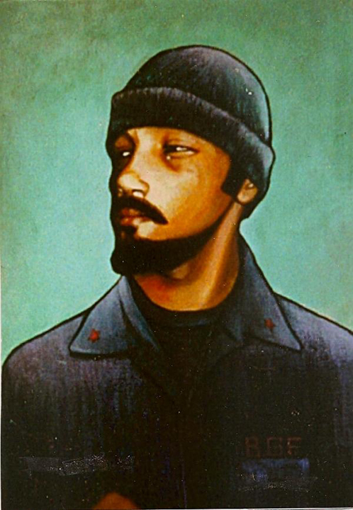 Khatari-Gaulden-by-unknown-artist-courtesy-Jeff-Gaulden-Jr.-web, The Bay View has been my strength, Behind Enemy Lines