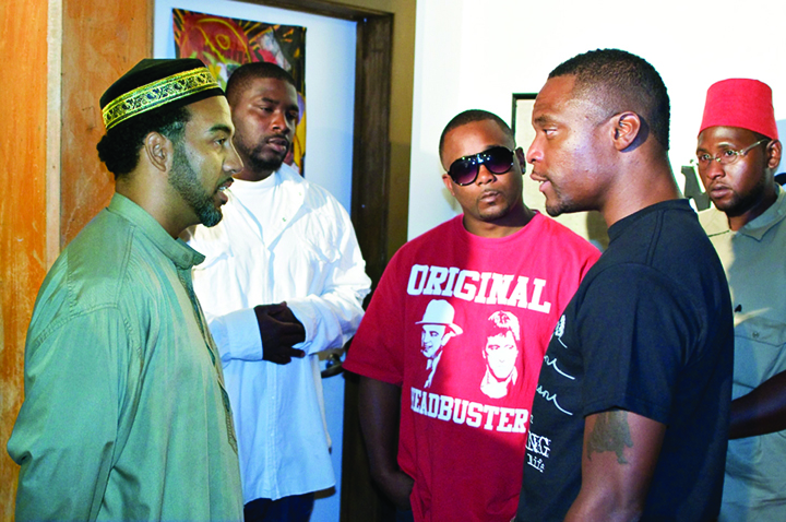 M1-tour-M1-with-brothers-Black-Dot-092609-by-Scott-Braley-web1, 'Information Age': an interview wit' M1 of the revolutionary rap group dead prez, Culture Currents