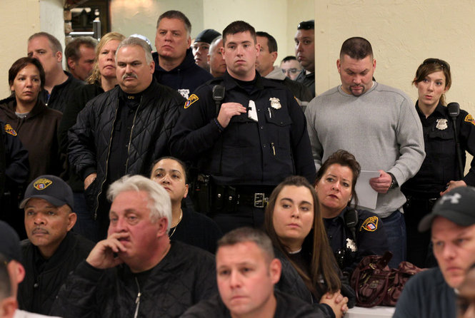 Cleveland-police-union-press-conf-re-murder-of-Malissa-Williams-Timothy-Russell-CPPA-hall-120112-by-Marvin-Fong-Clevel, Cleveland PD murders unarmed Black couple, firing 137 shots, National News & Views