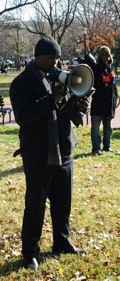 Congolese-Pastor-Serge-Senga-speaks-at-M23-protest-in-front-of-White-House-112812, Six million dead since 1996? It's time to break the silence on the Congo War, World News & Views