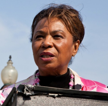 Congresswoman-Barbara-Lee, Toss wasteful defense weapons programs off the cliff, National News & Views