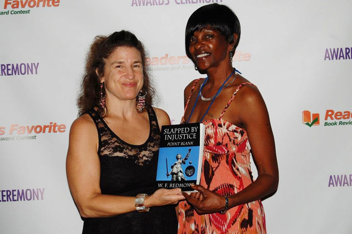 Deirdre-Wilson-Sandra-Redmond-SanDerJun-Publishing-at-Readers-Favorites-Awards-Ceremony-Miami-11121, Wanda's Picks for December 2012, Culture Currents