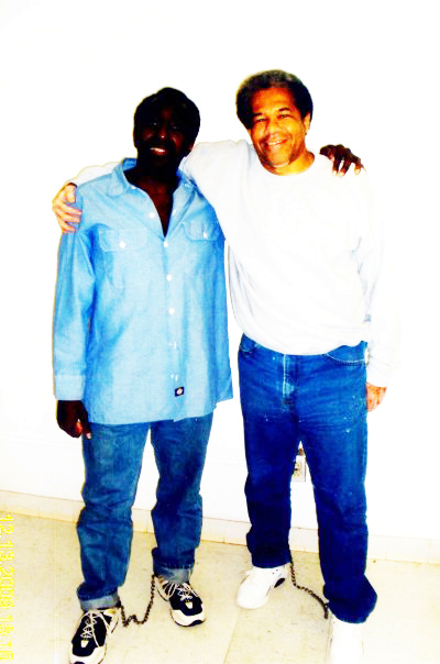 Kenny-Zulu-Whitmore-Albert-Woodfox, Racism at its worst: The story of Kenny Zulu Whitmore, Behind Enemy Lines