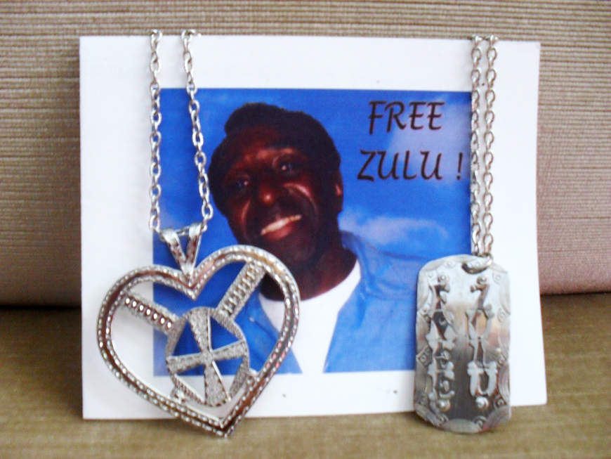 Kenny-Zulu-Whitmore-jewelry-card-Free-Zulu-web, Racism at its worst: The story of Kenny Zulu Whitmore, Behind Enemy Lines