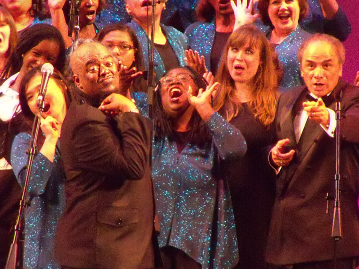 Terrence-Kelly-and-the-Oakland-International-Gospel-Choir, Wanda's Picks for December 2012, Culture Currents